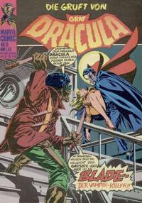 Cover Thumbnail for Die Gruft von Graf Dracula (BSV - Williams, 1974 series) #10