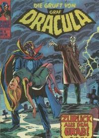 Cover Thumbnail for Die Gruft von Graf Dracula (BSV - Williams, 1974 series) #16