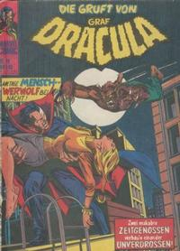 Cover Thumbnail for Die Gruft von Graf Dracula (BSV - Williams, 1974 series) #18