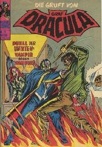 Cover Thumbnail for Die Gruft von Graf Dracula (BSV - Williams, 1974 series) #21