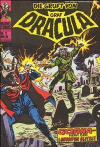 Cover Thumbnail for Die Gruft von Graf Dracula (BSV - Williams, 1974 series) #22