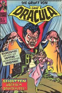 Cover Thumbnail for Die Gruft von Graf Dracula (BSV - Williams, 1974 series) #23