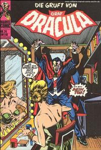 Cover Thumbnail for Die Gruft von Graf Dracula (BSV - Williams, 1974 series) #24