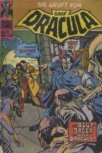 Cover Thumbnail for Die Gruft von Graf Dracula (BSV - Williams, 1974 series) #25
