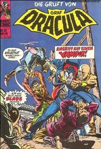Cover Thumbnail for Die Gruft von Graf Dracula (BSV - Williams, 1974 series) #30