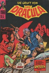 Cover Thumbnail for Die Gruft von Graf Dracula (BSV - Williams, 1974 series) #31