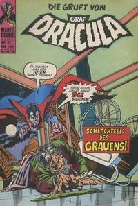 Cover Thumbnail for Die Gruft von Graf Dracula (BSV - Williams, 1974 series) #32