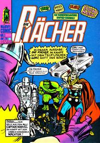 Cover Thumbnail for Die ruhmreichen Rächer (BSV - Williams, 1974 series) #1