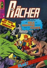 Cover Thumbnail for Die ruhmreichen Rächer (BSV - Williams, 1974 series) #3