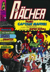 Cover for Die ruhmreichen Rächer (BSV - Williams, 1974 series) #5