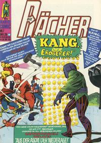 Cover Thumbnail for Die ruhmreichen Rächer (BSV - Williams, 1974 series) #7