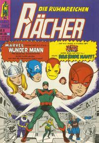 Cover Thumbnail for Die ruhmreichen Rächer (BSV - Williams, 1974 series) #8