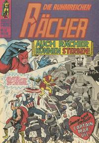 Cover Thumbnail for Die ruhmreichen Rächer (BSV - Williams, 1974 series) #13