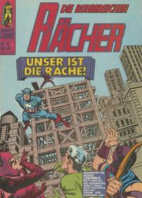 Cover Thumbnail for Die ruhmreichen Rächer (BSV - Williams, 1974 series) #19