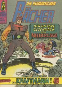 Cover Thumbnail for Die ruhmreichen Rächer (BSV - Williams, 1974 series) #20