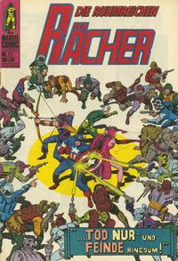 Cover Thumbnail for Die ruhmreichen Rächer (BSV - Williams, 1974 series) #23