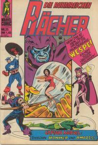 Cover Thumbnail for Die ruhmreichen Rächer (BSV - Williams, 1974 series) #25