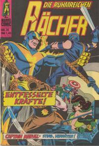 Cover Thumbnail for Die ruhmreichen Rächer (BSV - Williams, 1974 series) #28