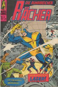 Cover Thumbnail for Die ruhmreichen Rächer (BSV - Williams, 1974 series) #33