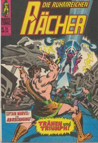Cover Thumbnail for Die ruhmreichen Rächer (BSV - Williams, 1974 series) #38