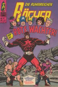 Cover Thumbnail for Die ruhmreichen Rächer (BSV - Williams, 1974 series) #42
