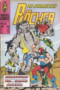 Cover Thumbnail for Die ruhmreichen Rächer (BSV - Williams, 1974 series) #68
