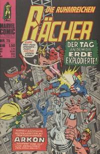 Cover Thumbnail for Die ruhmreichen Rächer (BSV - Williams, 1974 series) #75