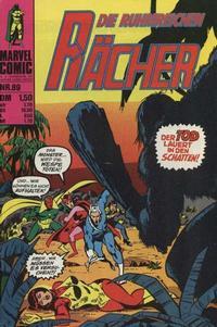 Cover for Die ruhmreichen Rächer (BSV - Williams, 1974 series) #89
