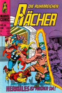 Cover Thumbnail for Die ruhmreichen Rächer (BSV - Williams, 1974 series) #98