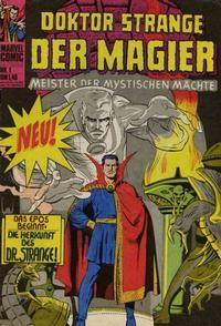 Cover Thumbnail for Doktor Strange der Magier (BSV - Williams, 1975 series) #1