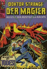 Cover Thumbnail for Doktor Strange der Magier (BSV - Williams, 1975 series) #3
