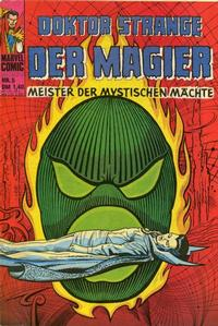 Cover Thumbnail for Doktor Strange der Magier (BSV - Williams, 1975 series) #5