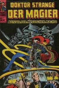 Cover Thumbnail for Doktor Strange der Magier (BSV - Williams, 1975 series) #7