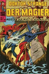 Cover Thumbnail for Doktor Strange der Magier (BSV - Williams, 1975 series) #8