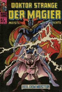 Cover Thumbnail for Doktor Strange der Magier (BSV - Williams, 1975 series) #9