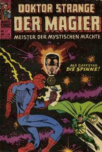 Cover Thumbnail for Doktor Strange der Magier (BSV - Williams, 1975 series) #11