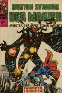 Cover Thumbnail for Doktor Strange der Magier (BSV - Williams, 1975 series) #12