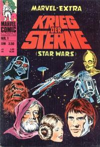 Cover Thumbnail for Marvel-Extra Krieg der Sterne (BSV - Williams, 1978 series) #1