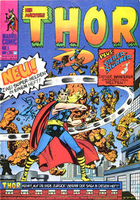 Cover Thumbnail for Thor (BSV - Williams, 1974 series) #1