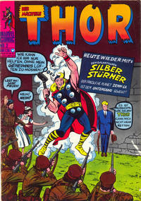 Cover Thumbnail for Thor (BSV - Williams, 1974 series) #2