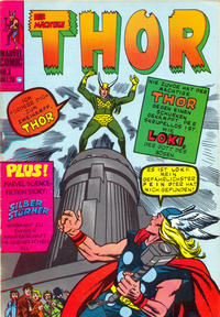 Cover Thumbnail for Thor (BSV - Williams, 1974 series) #3