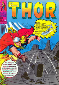 Cover Thumbnail for Thor (BSV - Williams, 1974 series) #4