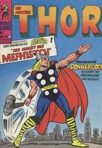 Cover Thumbnail for Thor (BSV - Williams, 1974 series) #7