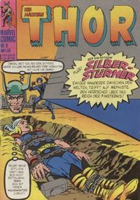 Cover Thumbnail for Thor (BSV - Williams, 1974 series) #9