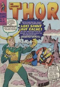 Cover Thumbnail for Thor (BSV - Williams, 1974 series) #10