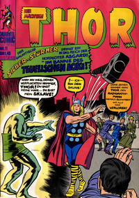 Cover Thumbnail for Thor (BSV - Williams, 1974 series) #11
