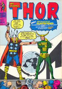 Cover Thumbnail for Thor (BSV - Williams, 1974 series) #12