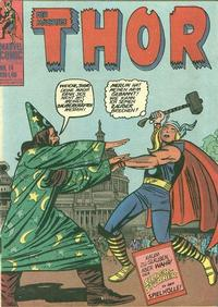 Cover Thumbnail for Thor (BSV - Williams, 1974 series) #14