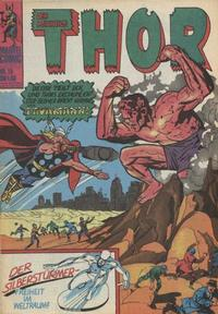 Cover for Thor (BSV - Williams, 1974 series) #15