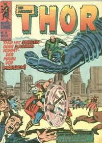 Cover Thumbnail for Thor (BSV - Williams, 1974 series) #19